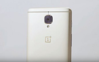 Soft Gold OnePlus 3 is now available for purchase in US