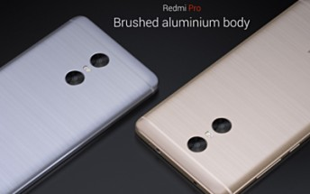 Xiaomi Redmi Pro goes official with Helio X25 SoC, dual camera setup