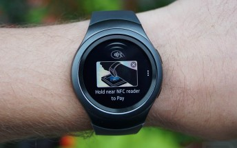 Samsung Pay finally works on the Gear S2, in beta for now