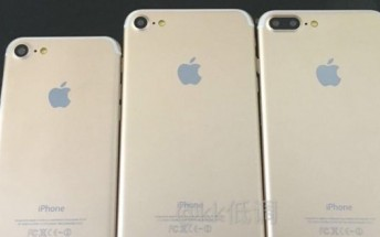 New leaked photos suggest a total of three iPhones are on the way