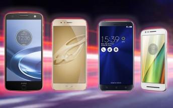 Weekly poll: Best new phone of the week