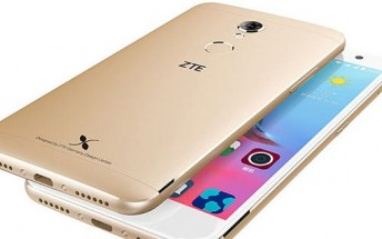 ZTE unveils Small Fresh 4 with 5.2-inch display, 13MP camera