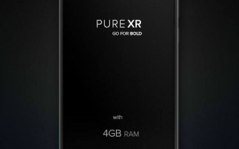 BLU teases Pure XR with 4GB of RAM coming on August 29 for $299