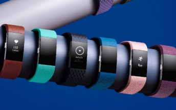 Fitbit unveils Charge 2 and Flex 2 activity trackers