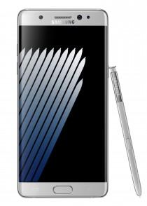 Samsung Galaxy Note7: Silver Titanium