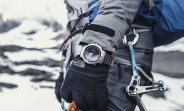Garmin Fenix Chronos watch looks good in a suit or up a mountain