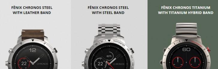 Garmin Fenix Chronos Watch Looks Good In A Suit Or Up A