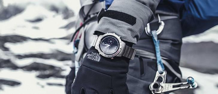 Rørig Garmin Fenix Chronos watch looks good in a suit or up a mountain TS-31