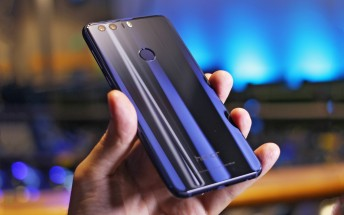 Honor 8 - First look at Honor's new flagship