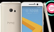 HTC 10 gets £100 price cut in UK