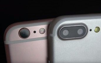 Leaked iPhone 7 docs hint at flash on the front