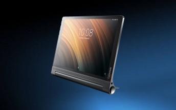 Lenovo Yoga Tab 3 Plus leaks, details improvements for flexible tablet