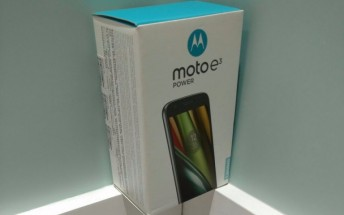 Moto E3 Power could soon land in India
