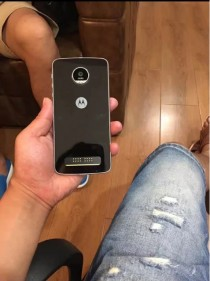 Moto Z Play hands-on pictures