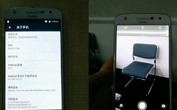 Another set of Moto Z Play images leak