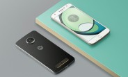 Motorola Moto Z Play starts getting Nougat update in India and Brazil
