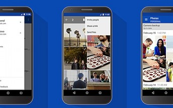 Now OneDrive for Android also lets you create Office files