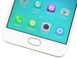 Oppo F1s front side - Oppo F1s Hands On