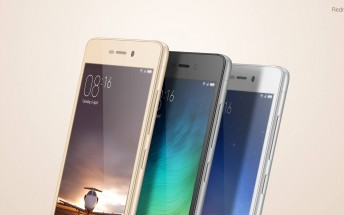 Xiaomi Redmi 3s launching in India next Tuesday, August 9
