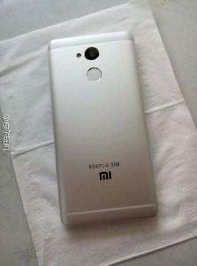 Xiaomi Redmi 4: Back