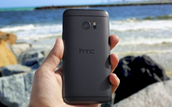 HTC 10 on Verizon getting new security update