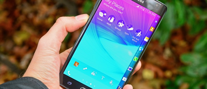 May security update starts hitting Samsung Galaxy Note 4 and Galaxy