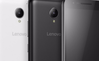 Lenovo Vibe C2 Power ups the battery capacity to 3,500 mAh