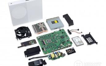 Xbox One S teardown yields 8 out of 10 repairability score