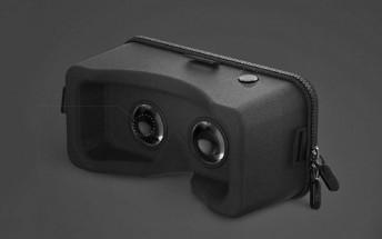 Xiaomi VR Play unveiled, a sturdier Google Cardboard