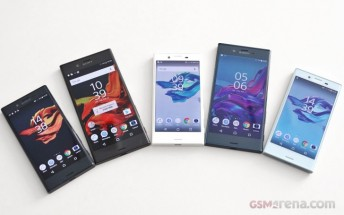 Sony Xperia XZ and X Compact are up for pre-order in the UK already