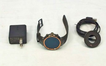 Round Asus Zenwatch 3 is portrayed in leaked images