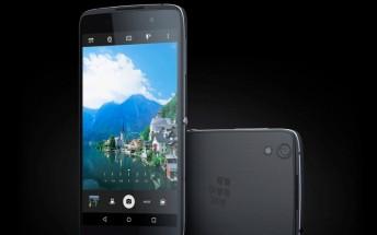 Full DTEK60 specs are back up on Blackberry's website