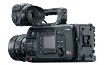 Canon announces EOS C700 Cinema camera