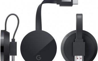 4K Chromecast Ultra leaks in press renders ahead of next week's announcement