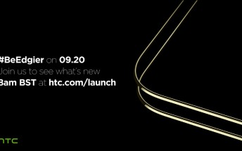 HTC outs another teaser for the Desire 10, reveals event's start time on September 20