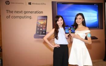 HP's Elite x3 goes on sale in Hong Kong