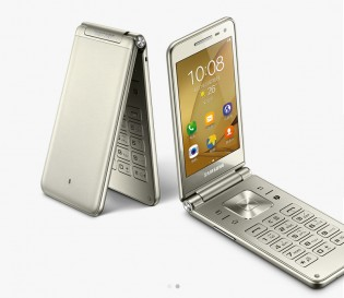 Samsung Galaxy Folder 2 official photos