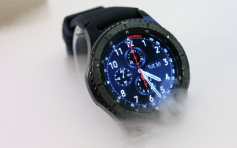 Samsung Gear S3 sales target raised by 60%, report claims