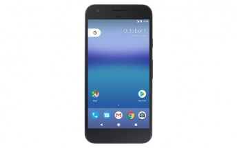 Alleged official render of the Google Pixel appears