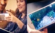 Google Pixel stars in a Nest ad, live images captured