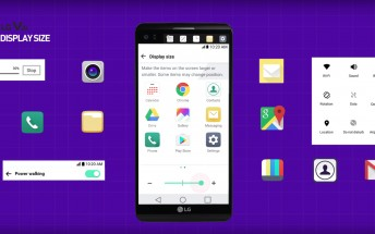 LG releases a video for UX 5.0+ on Android 7.0 Nougat