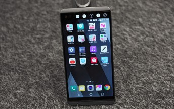 LG won't officially sell the V20 in the UK