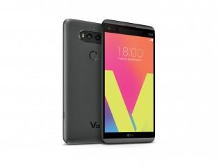 The LG V20 looks fresh