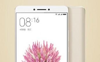 Xiaomi Mi Max gets $30 price cut in China