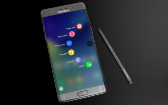 Galaxy Note7 was selling 25% better than Note5 before the recall