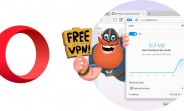 Opera's free VPN is now available on desktop as well