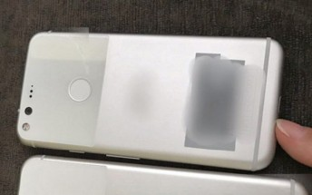 Pixel and Pixel XL leak in white [photos]