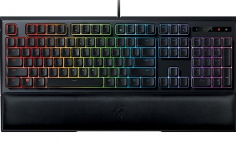 Razer announces Ornata keyboard with world's first mecha-membrane keyboard