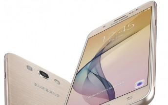 Samsung Galaxy On8 unveiled with 5.5