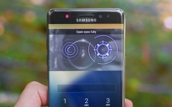 Samsung Pay gains support for iris scanning in latest update